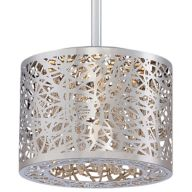 Silver Mini Pendant Lighting