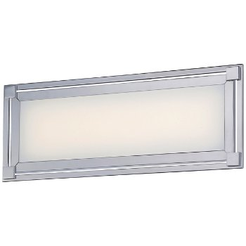 Framed LED Bath Bar