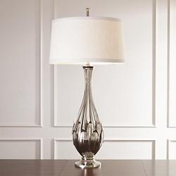 Leaf Cage Table Lamp