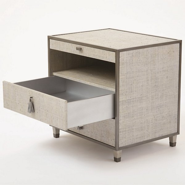 Argento Bedside Table