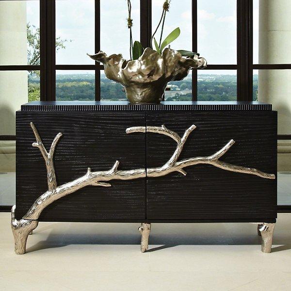 Branch Two-Door Cabinet
