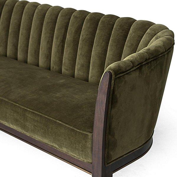 Channel Back Sofa