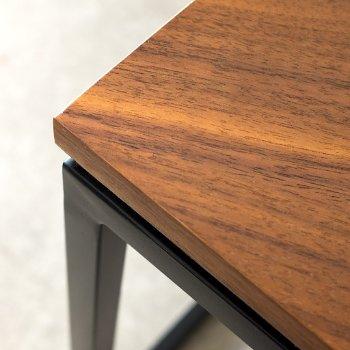 Shown in Walnut color