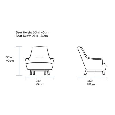 Remarkable Hilary Chair By Gus Modern At Lumens Com Pabps2019 Chair Design Images Pabps2019Com