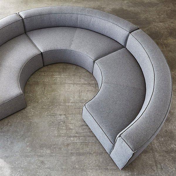 Mix Modular Arc Sofa