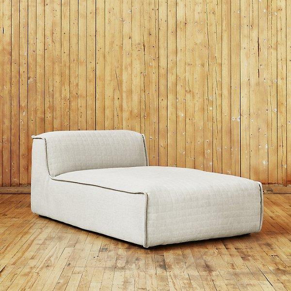 Nexus Modular Armless Chaise