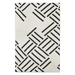 Hatch Rug by Gus Modern (4 ft x 6 ft) - OPEN BOX RETURN