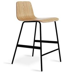 Lecture Stool (Ash Natural/Counter-Height) - OPEN BOX RETURN