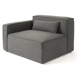 Mix Modular Left Arm Chair