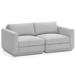 Podium Modular 2 Piece Sofa