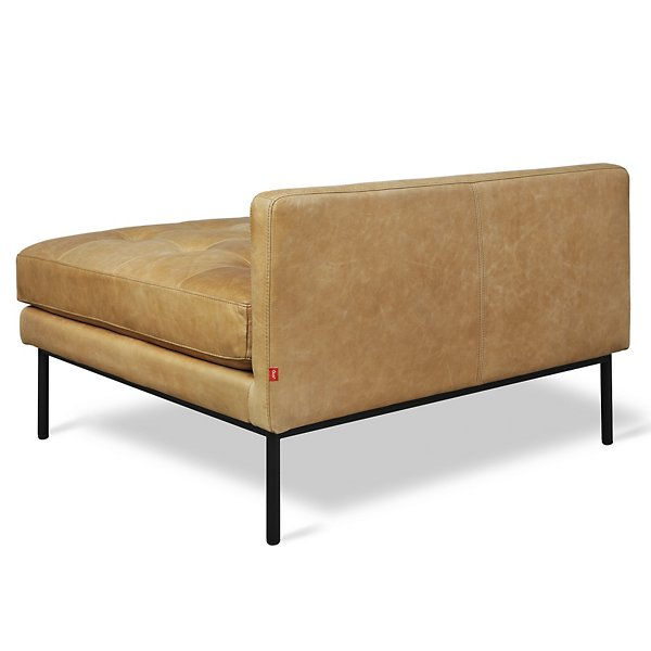 Towne Leather Lounge Chair