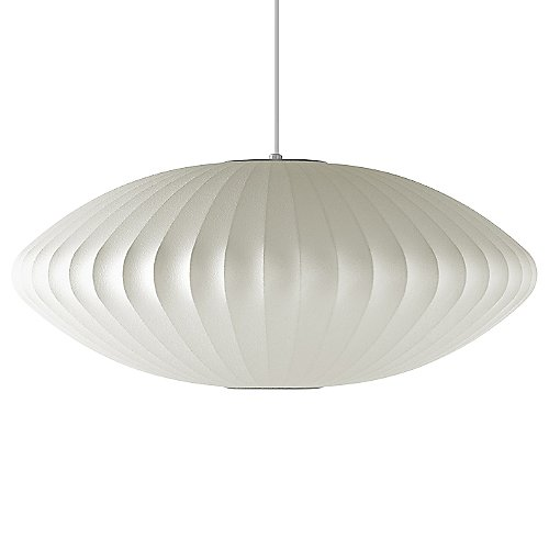 Saucer Bubble Pendant By George Nelson For Lamps