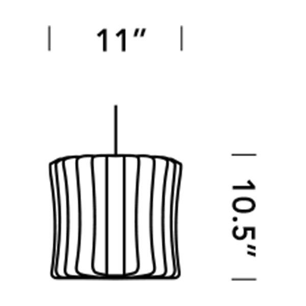 Lantern Bubble Pendant