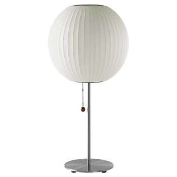 Lotus Bubble Table Lamp   Ball