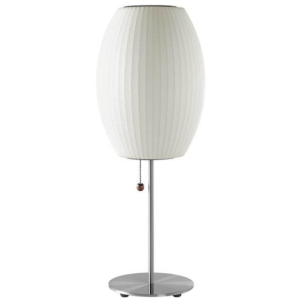 Lotus Bubble Table Lamp - Cigar