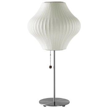 Lotus Bubble Table Lamp   Pear