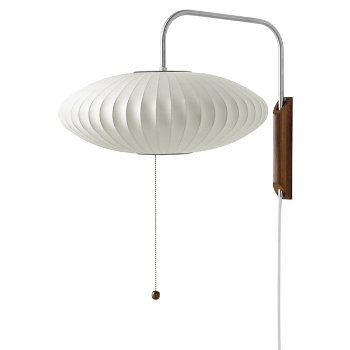 Saucer Bubble Wall Sconce