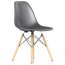 Eames Molded Fiberglass Chair - Dowel Base