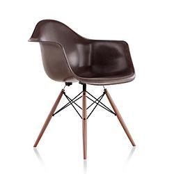 Eames Molded Fiberglass Armchair - Dowel Base
