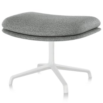 Shown in Noble Heathered Grey with White Base finish