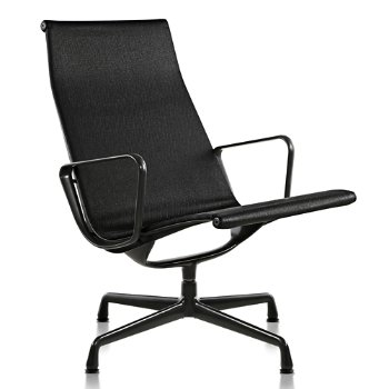 Eames Aluminum Group Lounge Chair By Herman Miller At Lumenscom