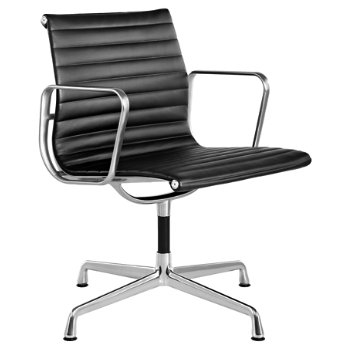 Eames Aluminum Group Side Chair