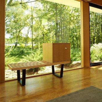 Shown in Natural Maple finish with Ebonized Wood base finish
