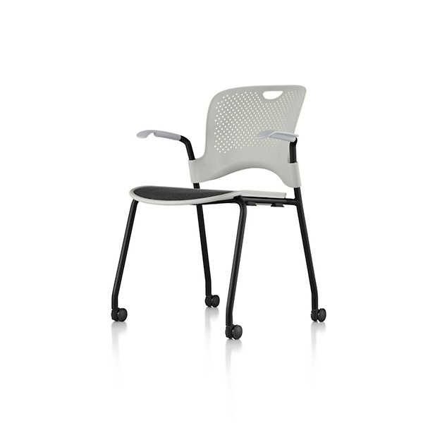 Caper Stacking Chair with Flexnet Seating