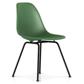 Shown in  Kelly Green with Black Base finish