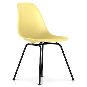 Shown in Pale Yellow with Black Base finish