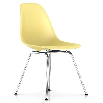 Shown in Pale Yellow with Trivalent Chrome Base finish
