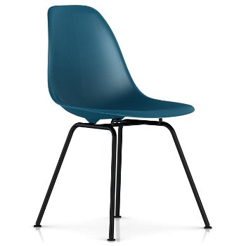 Shown in Peacock Blue with Black Base finish