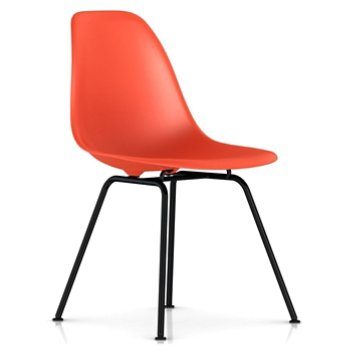 Shown in Red Orange with Black Base finish