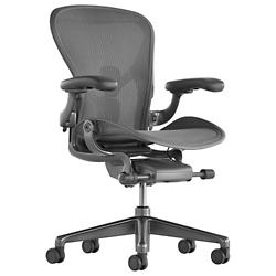 Aeron Office Chair - Size B, Carbon