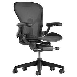 Aeron Office Chair - Size B, Graphite