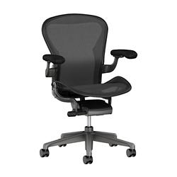 Aeron Office Chair - Size A, Graphite