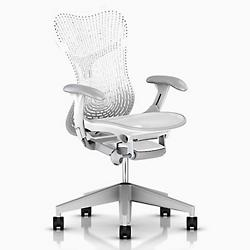 Mirra 2 Office Chair Triflex Back with Fixed Arms