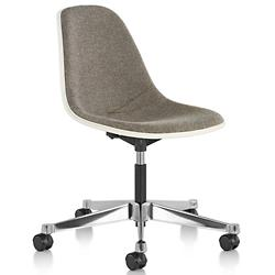 Eames Molded Fiberglass Task Chair Fully Upholstered