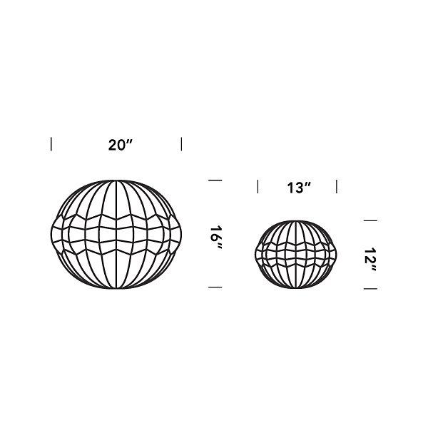 Orbit Bubble Pendant