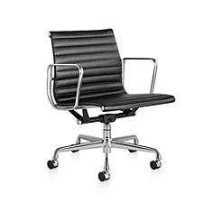 Eames Aluminum Group Management Chair  -  Authorized Retailer