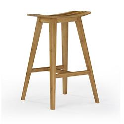 Tigris Counter Stool, Set of 2