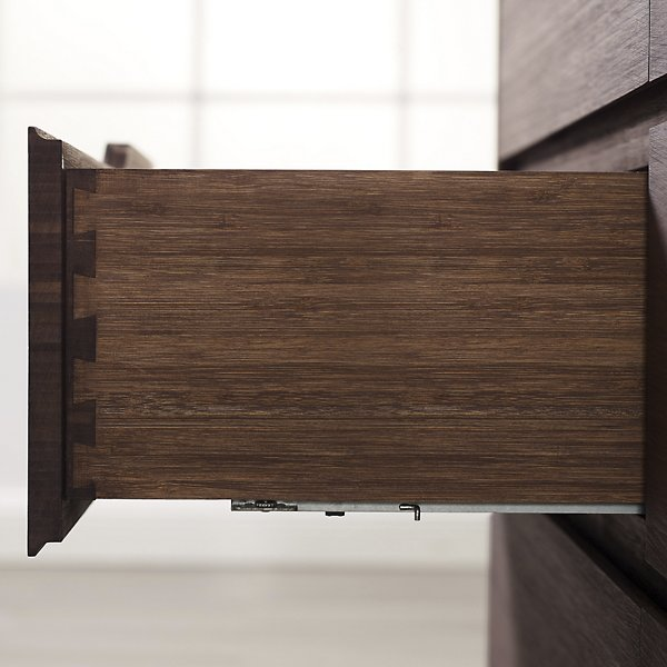 Currant 6 Drawer Dresser