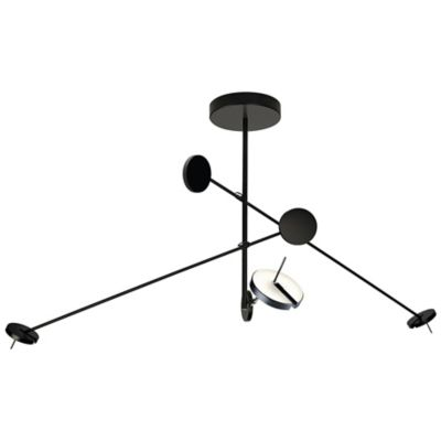 """10/"""" Wave Stencil Pendant Ceiling Table Lamp Shade Black"""