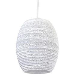 Oliv White Scraplight Pendant (E26 Base) - OPEN BOX RETURN