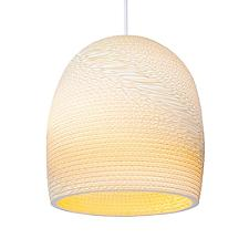 Bell Scraplight Pendant Light