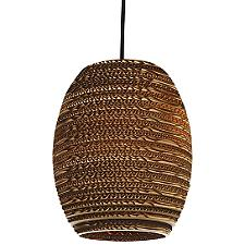 Oliv Scraplight Pendant Light