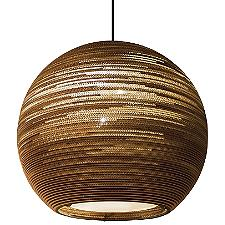 Sun Scraplight Pendant Light
