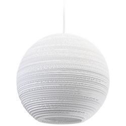 Moon White Scraplight Pendant (Medium) - OPEN BOX RETURN