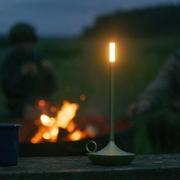 Wick LED Table Lamp