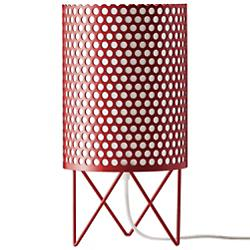 Pedrera ABC Table Lamp (Red) - OPEN BOX RETURN
